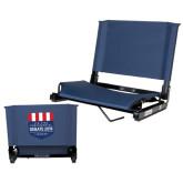 Stadium Chair Navy-US Vice Presidental Debate 2016