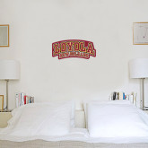 1 ft x 2 ft Fan WallSkinz-Loyola New Orleans Arched