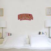 1 ft x 2 ft Fan WallSkinz-Loyola New Orleans Arched