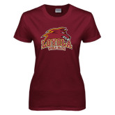 watch d8cb4 aaf34 Loyola New Orleans Wolf Pack - T-Shirts Women's