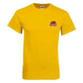Gold T Shirt-Official Logo