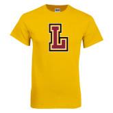 Gold T Shirt-L