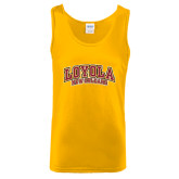 Gold Tank Top-Loyola New Orleans Arched