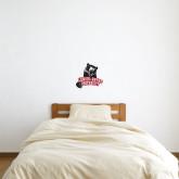 1 ft x 1 ft Fan WallSkinz-LR Bear