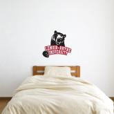 2 ft x 2 ft Fan WallSkinz-LR Bear