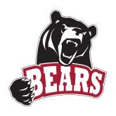 Medium Decal-Bears, 8 inches tall