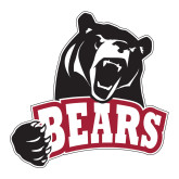 Large Decal-Bears, 12 inches tall