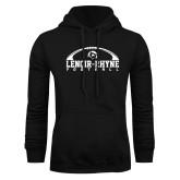 Black Fleece Hoodie-Football Top