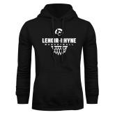 Black Fleece Hoodie-Basketball Net