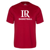 Performance Cardinal Tee-Basketball