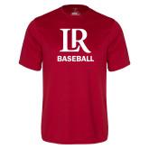 Performance Cardinal Tee-Baseball