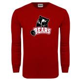 Cardinal Long Sleeve T Shirt-Bears