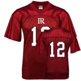 Replica Cardinal Adult Football Jersey-#12