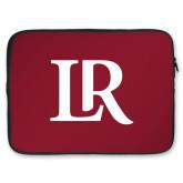 15 inch Neoprene Laptop Sleeve-Primary Mark