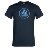 Navy T Shirt-Primary Mark