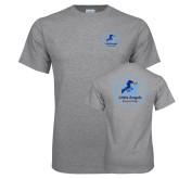 Grey T Shirt-Primary Mark