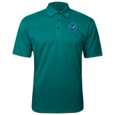 Teal Silk Touch Performance Polo-Primary Mark