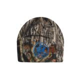 Mossy Oak Camo Fleece Beanie-Primary Mark