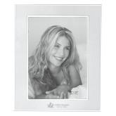 Silver Two Tone 8 x 10 Photo Frame-Wordmark  Engraved