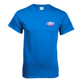Royal T Shirt-Lubbock Christian University