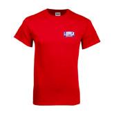 Red T Shirt-Lubbock Christian University