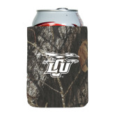 Collapsible Camo Can Holder-Interlocking LCU w/ Chaparral