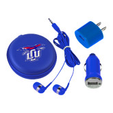 3 in 1 Royal Audio Travel Kit-Interlocking LCU w/ Chaparral