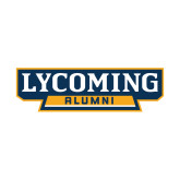 Alumni Decal-Lycoming Alumni, 6 inches wide