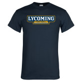 Navy T Shirt-Lycoming Football