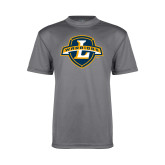 Youth Syntrel Performance Steel Training Tee-L Warriors