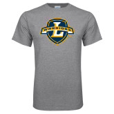 Grey T Shirt-L Warriors