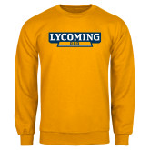 Gold Fleece Crew-Lycoming Dad