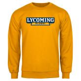 Gold Fleece Crew-Lycoming Alumni
