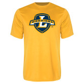 Performance Gold Tee-L Warriors