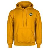 Gold Fleece Hoodie-L Warriors