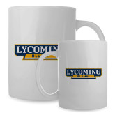 Alumni Full Color White Mug 15oz-Lycoming Alumni