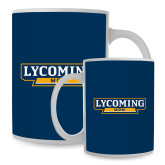 Mom Full Color White Mug 15oz-Lycoming Mom