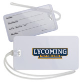 Luggage Tag-Lycoming Warriors