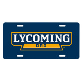 License Plate-Lycoming Dad