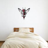3 ft x 3 ft Fan WallSkinz-Hornet Bevel L