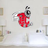 4 ft x 4 ft Fan WallSkinz-Hornet