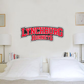 1 ft x 3 ft Fan WallSkinz-Lynchburg Hornets