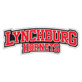 Extra Large Decal-Lynchburg Hornets, 18 in Wide