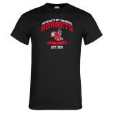 Black T Shirt-Lynchburg College Hornets