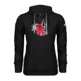 Adidas Climawarm Black Team Issue Hoodie-Hornet