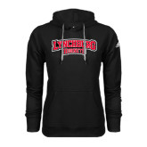 Adidas Climawarm Black Team Issue Hoodie-Lynchburg Hornets