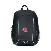 Atlas Black Computer Backpack-Hornet