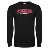 Black Long Sleeve T Shirt-Grandparent