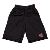 Performance Black 9 Inch Short w/Pockets-Hornet