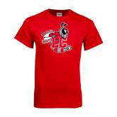 Red T Shirt-Hornet